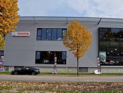 Sport à la carte chez Toyota Dans l'usine Toyota située à Onnaing (59)