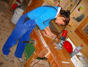 Tous les métiers du bâtiment et des travaux publics sont ouverts aux femmes, bien que souvent elles l'ignorent.