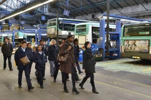 Présentation de la RATP, de la politique des ressources humaines et ses métiers