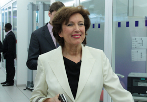 Roselyne Bachelot rejoint le Haut conseil à l'égalité hommes-femmes
