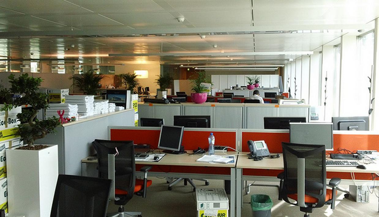 Performance et bien tre dans les espaces de travail for Bureau entreprise